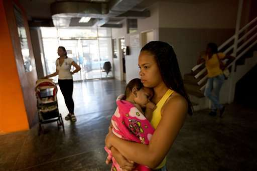 Venezuela takes on Zika amid shortages, information blackout