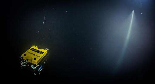 World's deepest underwater cave found in the Czech Republic