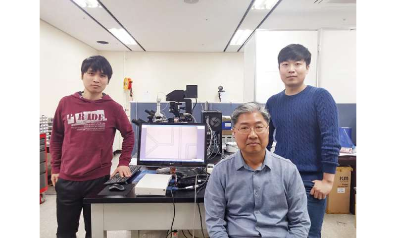 Researchers develop a control algorithm for more accurate lab-on-a-chip devices