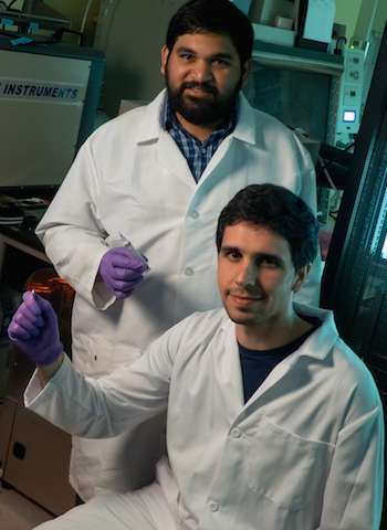 Research team creates robust 'white graphene' electrolyte and separator for lithium-ion batteries