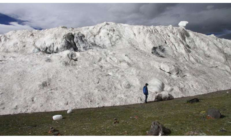 Researchers: Climate change likely caused deadly 2016 avalanche in Tibet
