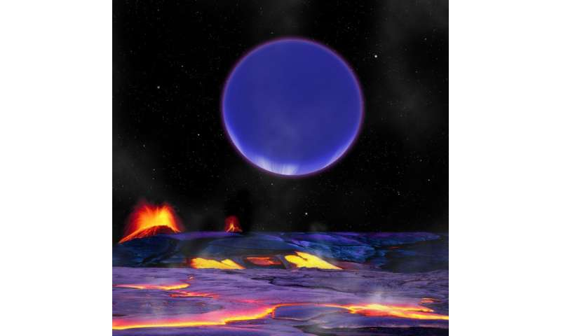 Researchers determine physical conditions of two exoplanets in Kepler-36 system