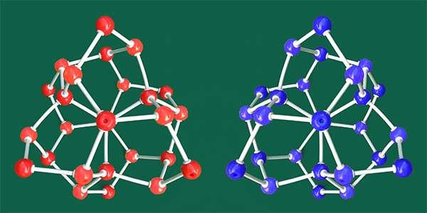 An interesting twist on supercooled liquid water