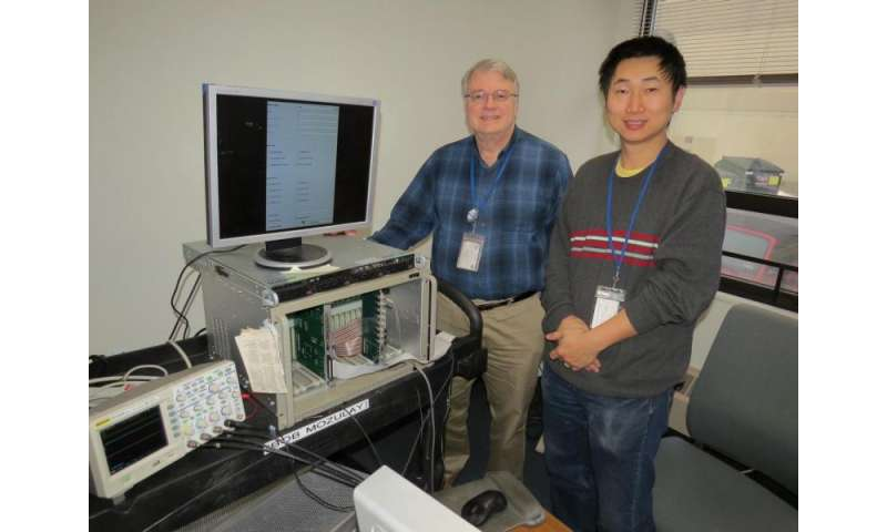 Engineers build electronic component that manages plasma in upgraded fusion machine
