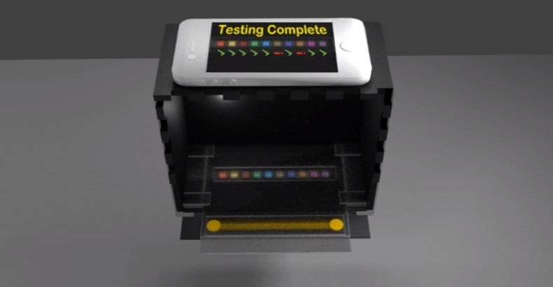 Engineers design a home urine test that could scan for diseases