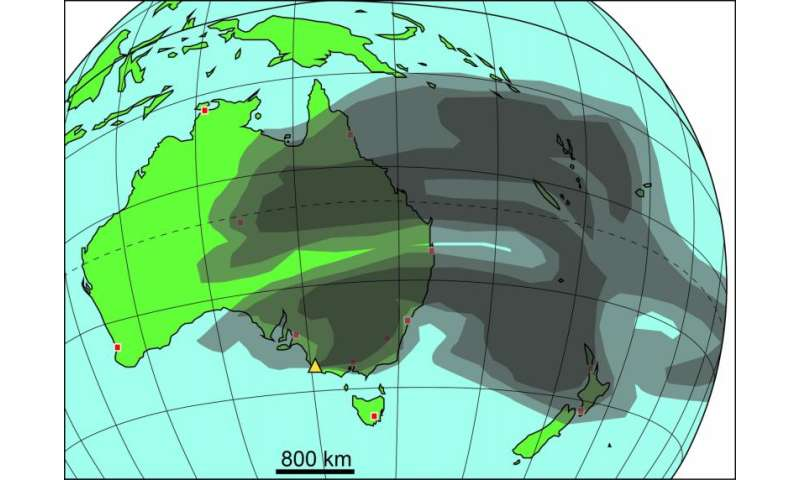 Australia's volcanic history is a lot more recent than you think