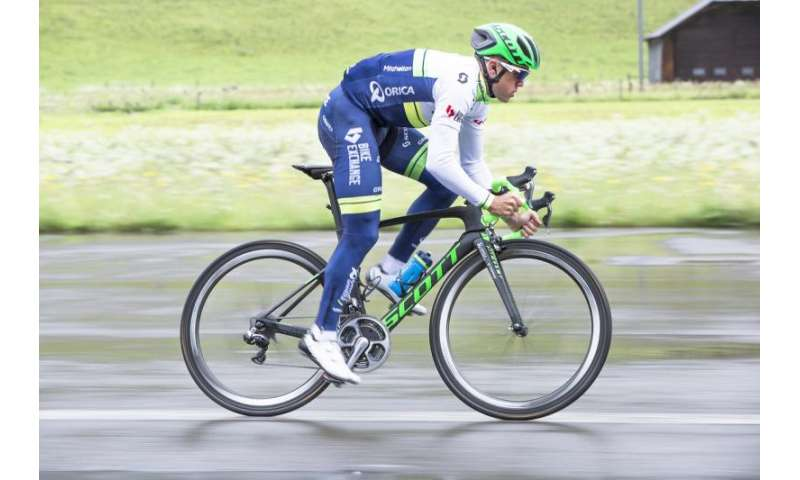 Sports engineers aim to give Tour cyclists the edge