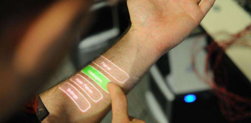 The next wearable technology could be your skin