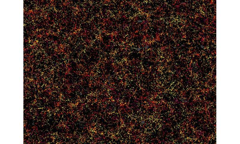 Biggest galactic map will throw light on 'dark energy'