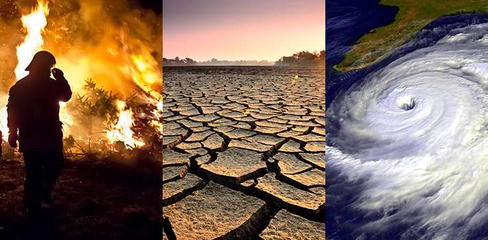 Report warns of severe future effects of climate change on the U.K.