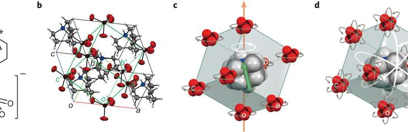 Tunable and mechanically robust ferroelectric ionic plastic crystals
