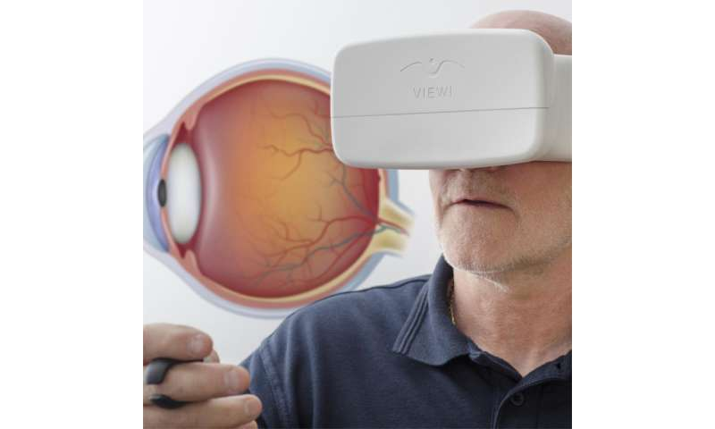 Innovative optical concept offers simple, affordable, fast glaucoma screening test