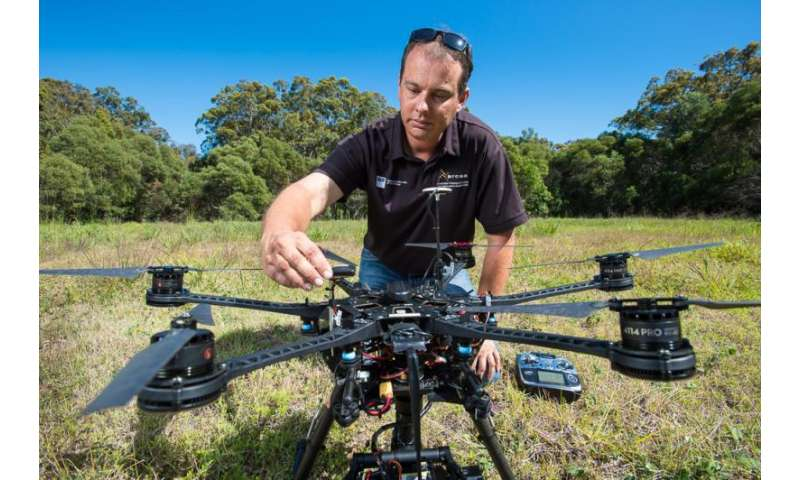 The robot eyes have it—cutting-edge tool for koala conservation