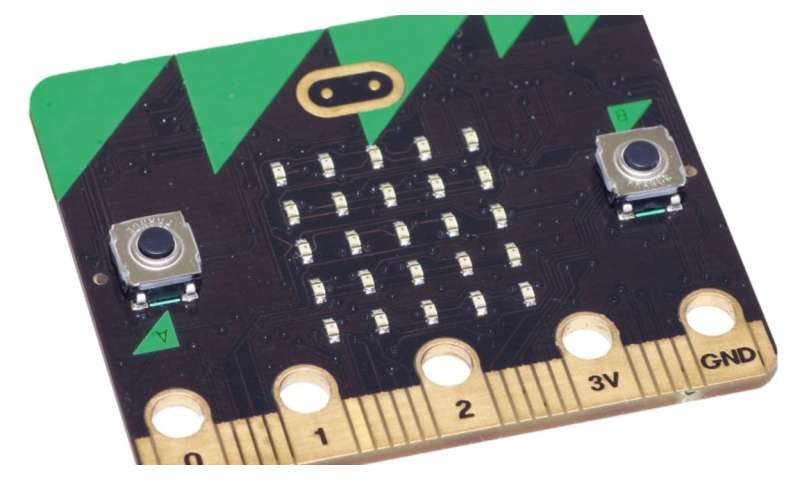 Greater global outreach eyed for Micro:bit minicomputer