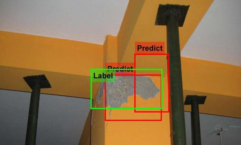 Automated method allows rapid analysis of disaster damage to structures