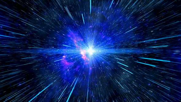 Researcher presents work to understand formation of the universe