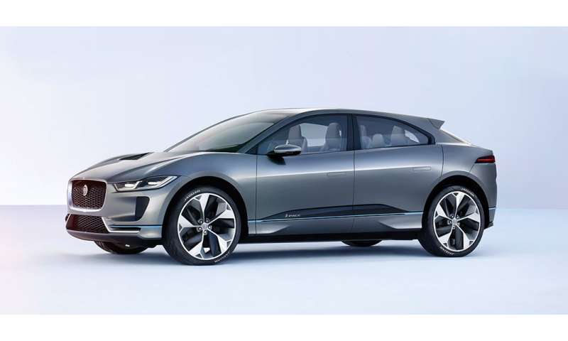 Pure Jaguar, pure E-V, watch for it in 2018