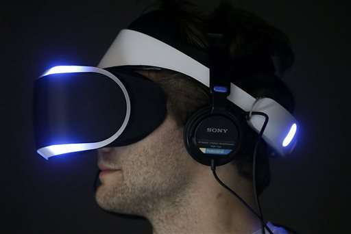 For virtual reality creators, motion sickness a real issue