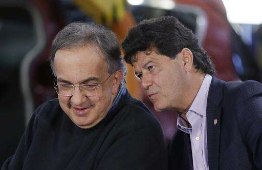Marchionne: Self-driving cars could be on roads in 5 years