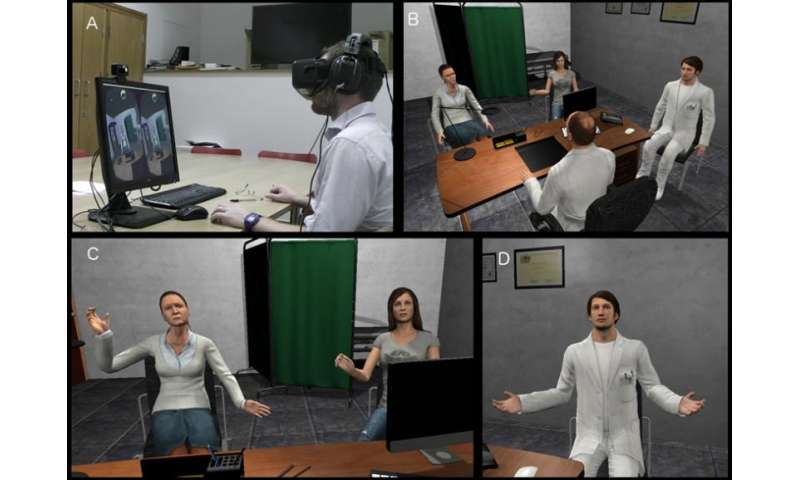Virtual reality study examines GP response when patients demand antibiotics