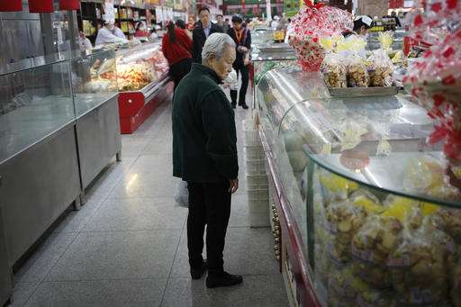 Beijing tracks the elderly as they take buses, go shopping