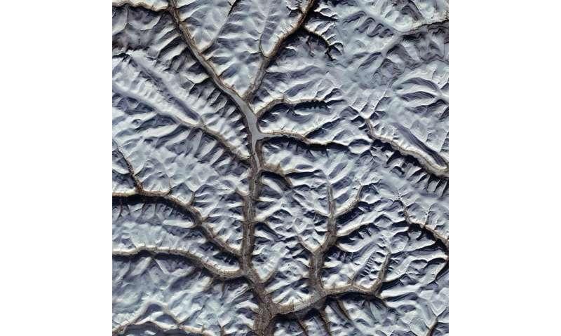 Image: Sentinel-2A captures Putorana Plateau, Siberia