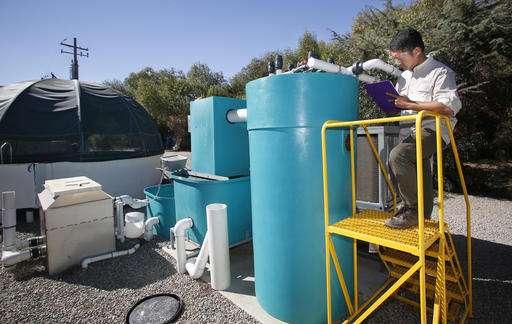 Major California river adding key ingredient: water