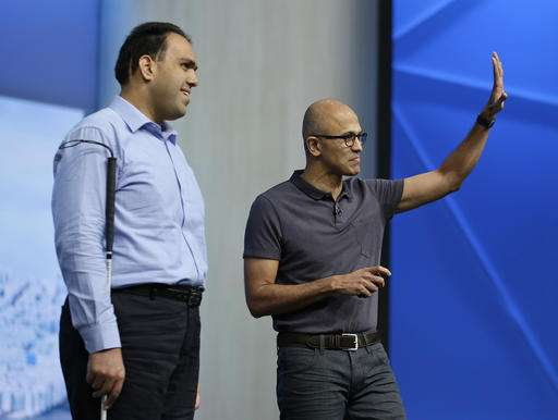 Microsoft pitches 'intelligent' conversations with computers