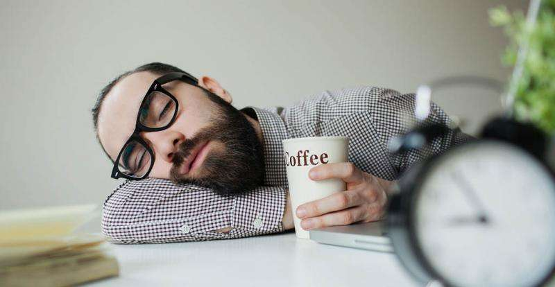 Researchers examine the wake-up times of German Twitter users
