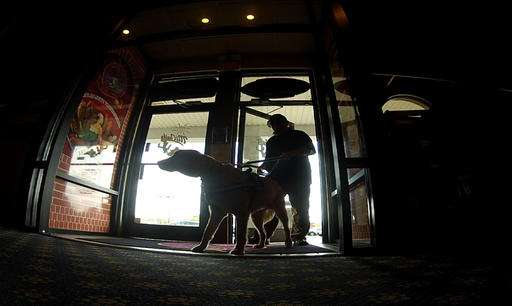 VA study of service dogs for vets with PTSD faces questions