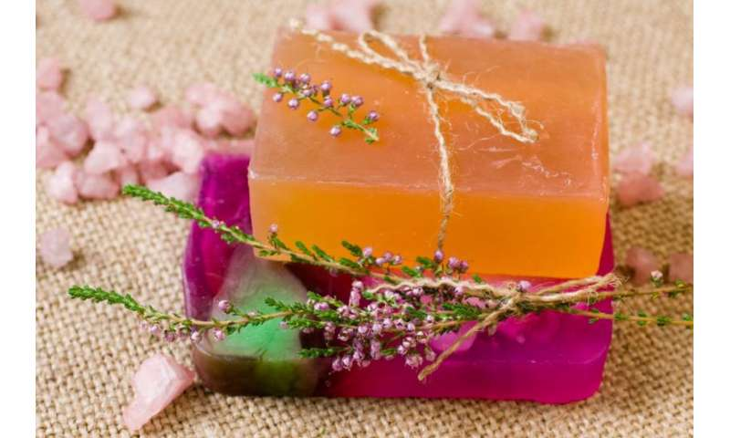Why you should dispense with antibacterial soaps