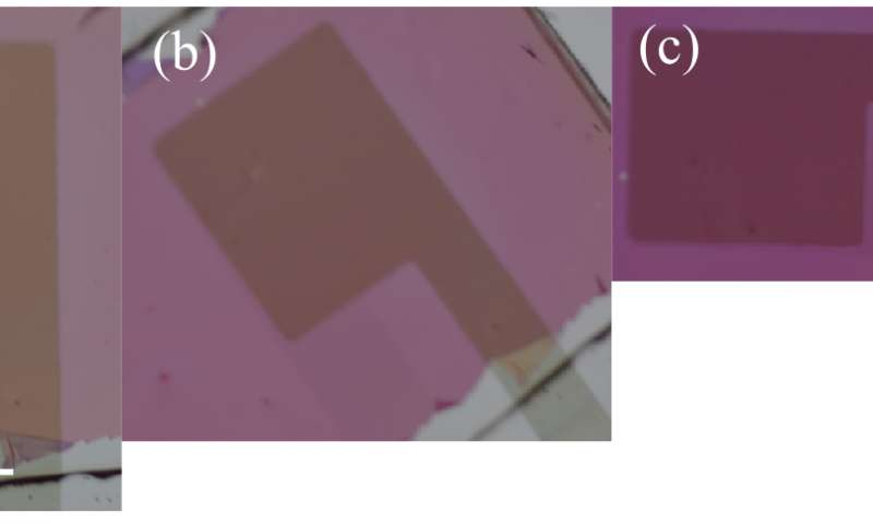Researchers devise new tool to measure polarization of light