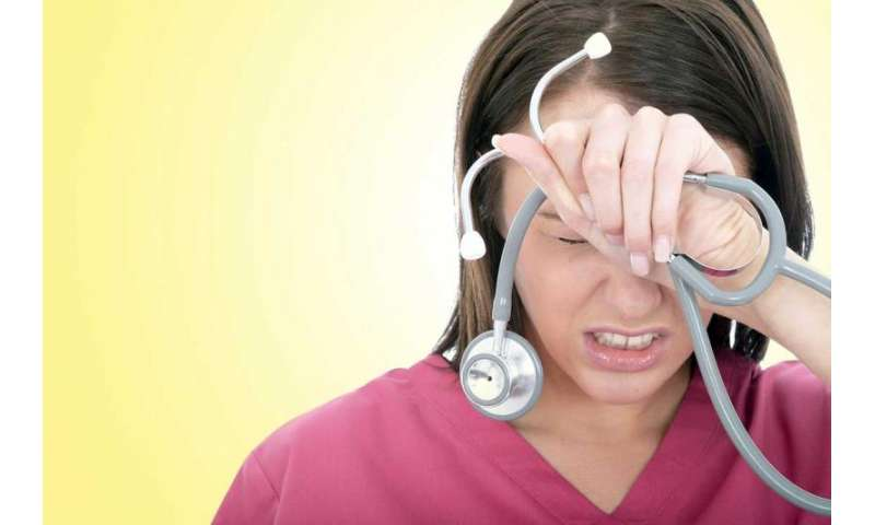 Research shows hospital bullying cases rarely resolved