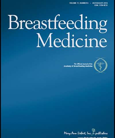 Breast cancer mortality lower in women who breastfeed