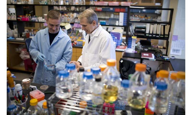 Researchers work to keep hospital-acquired staph infections in check