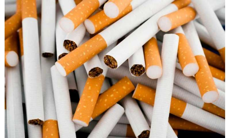 Ability to quit smoking differs by race