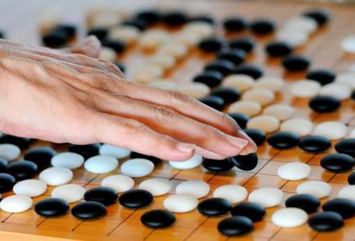 A computer defeating a professional human player at the 3,000-year-old Chinese board game known as Go, was thought to be about a