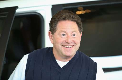 """Activision Blizzard CEO, Bobby Kotick said the launch of a team-based shooter game called """"Overwatch"""", aims to create"""
