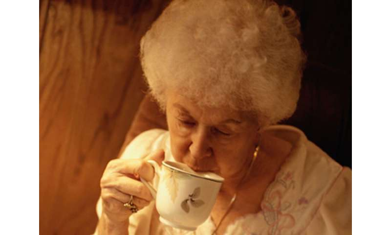 A daily cup of tea may soothe your heart