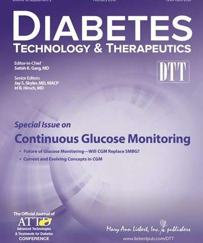 Advances in continuous glucose monitoring technology will pave the way to an artificial pancreas