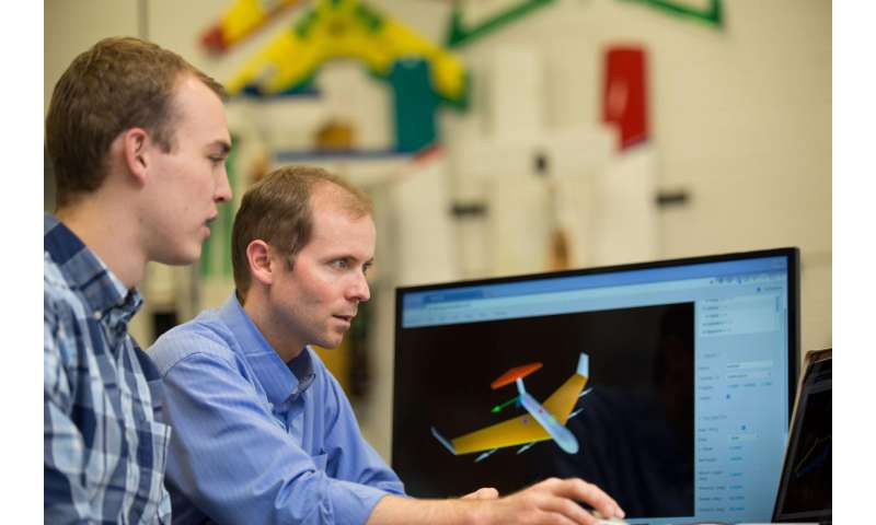 Aerospace engineer creates free 3-D aircraft design software