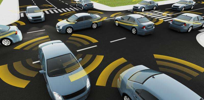 A future world full of driverless cars... seriously?!