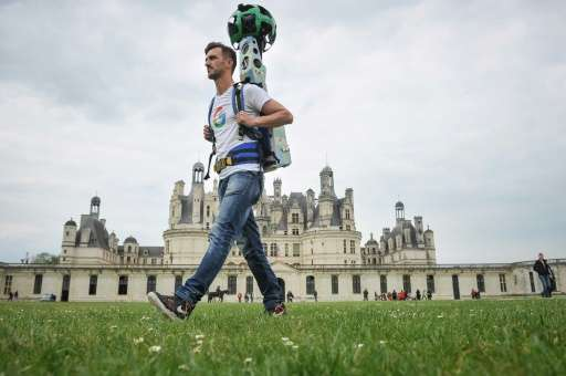 Google to create virtual tours of Loire Valley caux on google street view man, google earth man, google classic man, netflix man, google map pin, google camera man, apple man, google map person, google street view icon, google pack man, blue tooth man, icons man,
