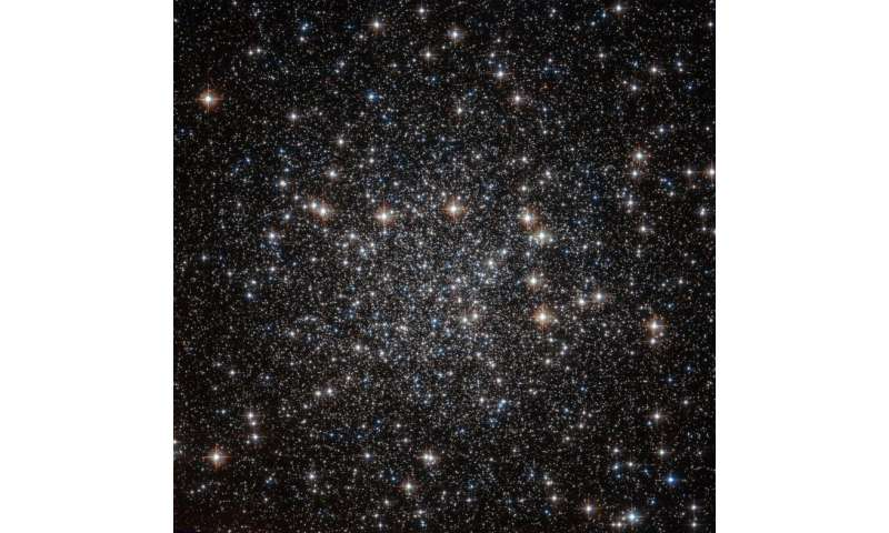 A Hubble sky full of stars