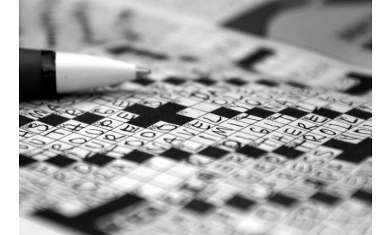 AI crossword-solving application could make machines better at understanding language