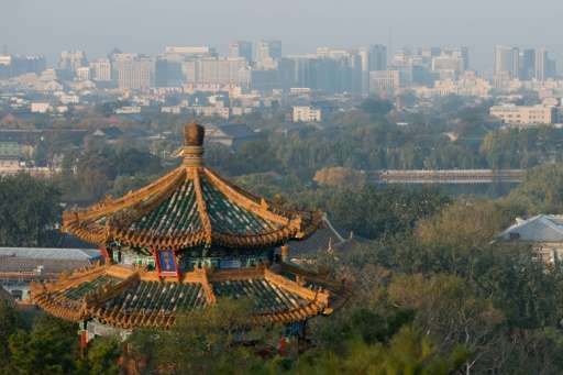 Air quality worsened year-on-year in 103 Chinese cities from April to June, nearly 30 percent of those monitored, Greenpeace sai