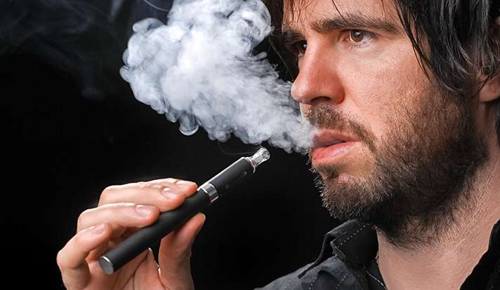 Alcohol in e-cigs can affect motor skills, study shows