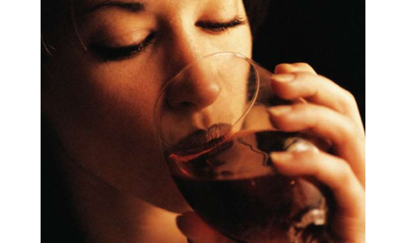 Alcohol may damage the heart -- at least for some