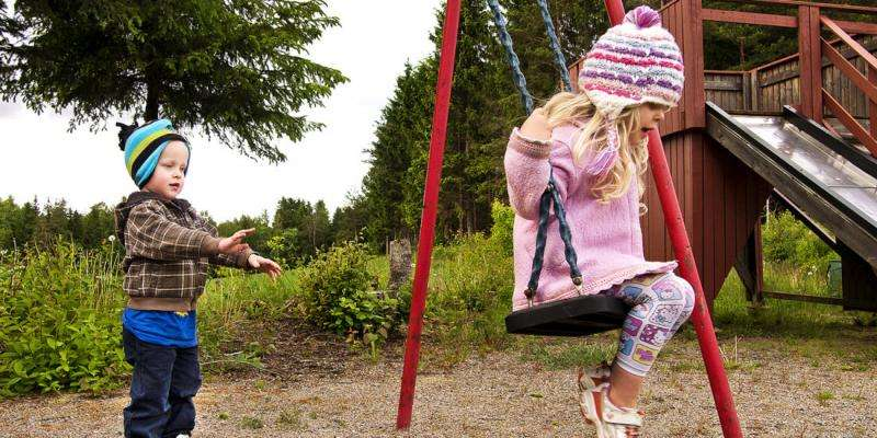Almost half of childcare children had respiratory virus