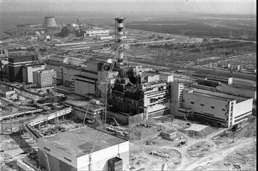 A look at the 1986 Chernobyl nuclear disaster in numbers